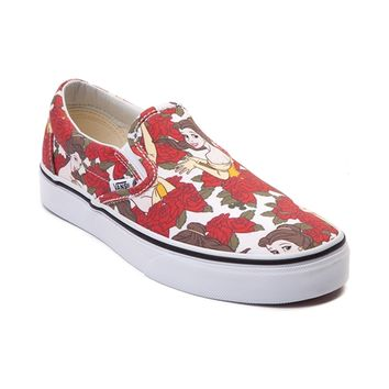 Disney x Vans Belle Slip-On Skate Shoe