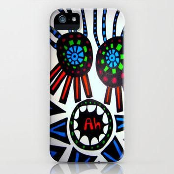 Ah iPhone Case by Erin Jordan | Society6