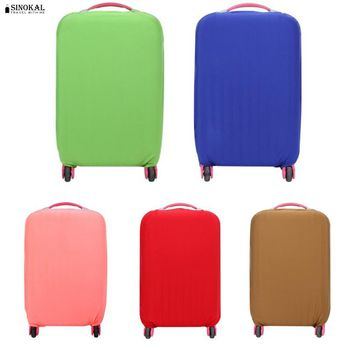 Suitcase Cover Travel Bag Case Travel Accessories Luggage Cover Protector Hot Sales Trolley Cover Dustrproof Protection Suitcase