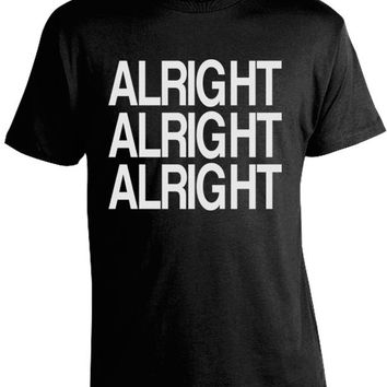 Dazed and Confused Alright Alright Alright T-Shirt