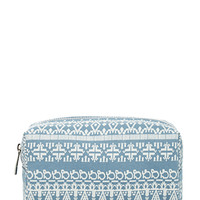 Southwestern Print Cosmetic Case