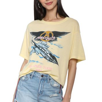 Daydreamer Aerosmith Summer Tour BF Tee