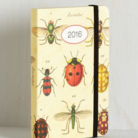 Woodland Creature Can I Bug You? 2016 Planner by ModCloth