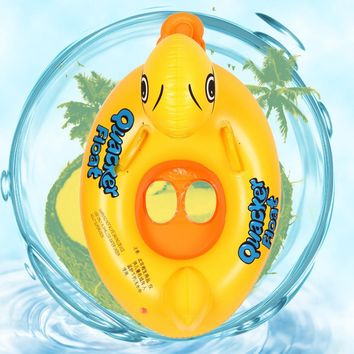 New Baby Swim Ring Inflatable Infant Floating Kids Swimming Pool Accessories Circle Bathing Inflatable Raft Rings #EW