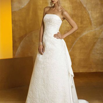 St. Pucchi Victoria Z182 Wedding Dress on Sale - Your Dream Dress