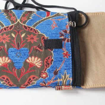 Handmade Gobelin tapestry holder for TABLETs and ipad mini