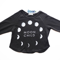MOONCHILD 3/4 SLEEVE RAGLAN