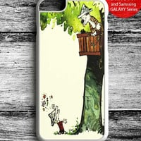 Calvin and Hobbes tree house GettakeMabore