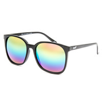 Neff Jillian Sunglasses Black One Size For Men 26863710001