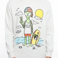 Glamour Kills Clothing - Guys Locals Only Sweatshirt