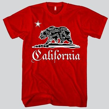 California Vintage Bear
