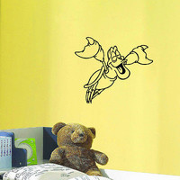 WALL DECAL VINYL STICKER CARTOON THE LITTLE MERMAID ROOM NURSERY DECOR SB278