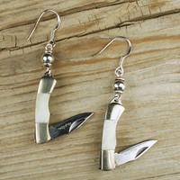 Rough Rider Knife Earrings RRKINFE-EAR