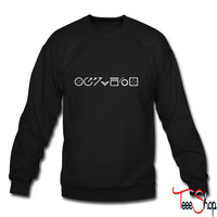 Fortune crewneck sweatshirt