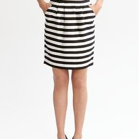 Stripe skirt | Banana Republic