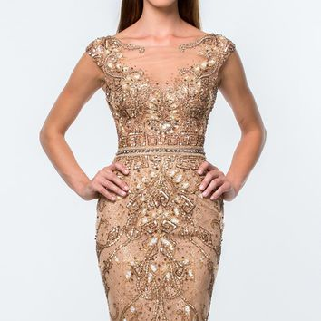 Terani Couture Evening 151GL0425 Dress
