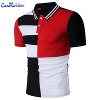 Brand Clothing UK Size Fashion Men's Polo Shirt High Quality