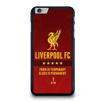 LIVERPOOL FC THE REDS iPhone 6 / 6S Plus Case Cover