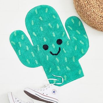 Sass & Belle Happy Cactus Rug at asos.com