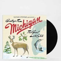Sufjan Stevens - Michigan 2XLP- Assorted One