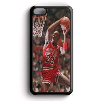 CREYUG7 Air Jordan Basketball iPhone 5C Case