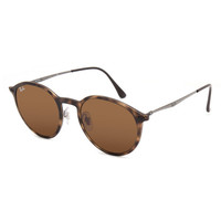 RAY-BAN RB4224 Round Sunglasses | Sunglasses