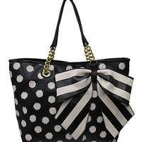 Betsey Johnson Bow-Tas-Tic Tote | Dillard's Mobile
