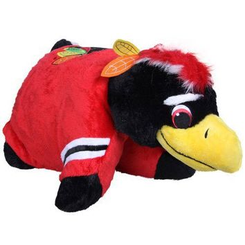 NHL Chicago Blackhawks Pillow Pet
