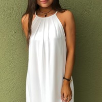 Delicate Dress - White