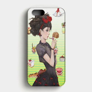 Kikis Delivery Service Teaser Poster iPhone SE Case