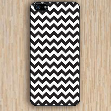 iPhone 6 case black and white chevron iphone case,ipod case,samsung galaxy case available plastic rubber case waterproof B010