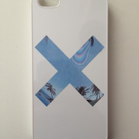 X Palm Trees iPhone Case - iPhone