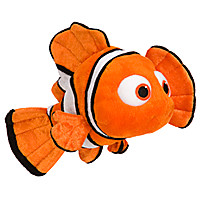 Nemo Plush - Finding Nemo - Mini Bean Bag - 9''