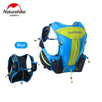 Naturehike 12L Unisex Outdoor Ultralight Hydration Pack Backpack for  Running, Marathon, Cycling, Hiking, Skiing NH70B067-B