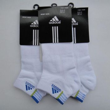 LMOFN1 Adidas Woman and Men Casual Sport No-Show Invisible Socks