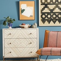 Embury Three-Drawer Dresser