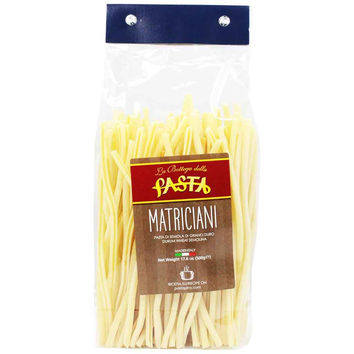 Italian Matriciani Pasta by La Bottega 17.6 oz
