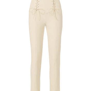 Anson Lace-Up Pants