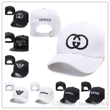 Luxury Women Men Brand Designer Summer Style Casual Cap Popular Couples Mesh Baseball Cap Avant-garde Patchwork Fashion Hip Hop Cap Hat