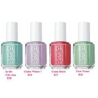 Essie First Timer #0829 Resort 2013 Lacquer Nail Polish 0.5 oz Bottle Pale Green