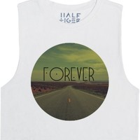 Forever-Female Snow T-Shirt