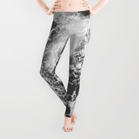 Swell Zone Leggings by Caleb Troy