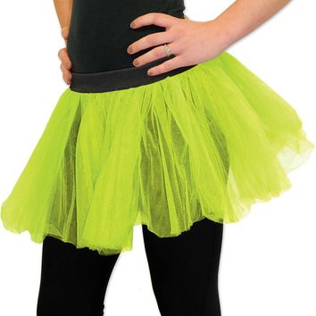 tutu - lime green Case of 12