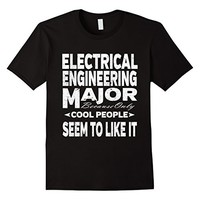 Electrical Engineering Major College Student T-shirt