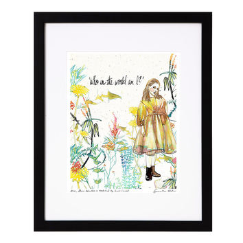 Alice | Print, Alice in Wonderland