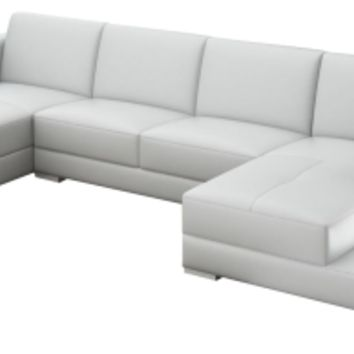 Scene Double Chaise Sectional by Scene Furniture - Opulentitems.com