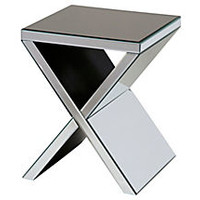 Zara Mirrored Table