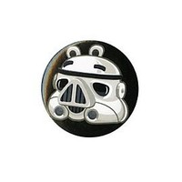Angry Birds Star Wars Stormtrooper Pin - 883396