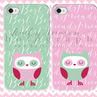 The Original Best Friends Owl,  iphone 4/4s cases