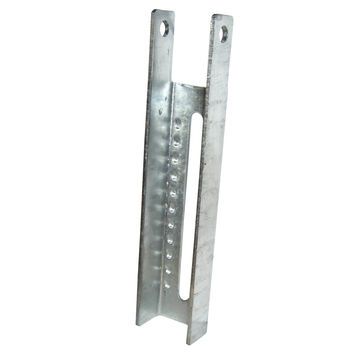 CE Smith Vertical Bunk Bracket Lanced - 9-1/2""